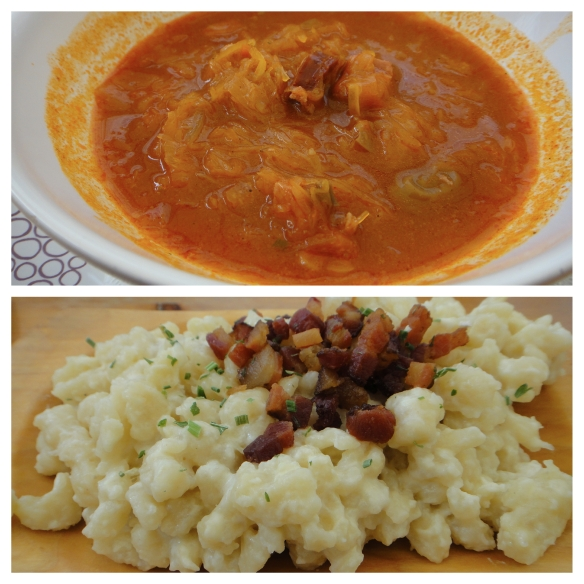 11B - SLOVAK FOOD