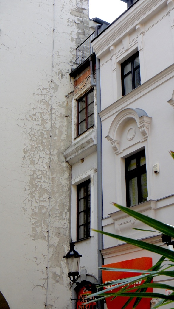 4 BRATISLAVA - THE NARROWEST HOUSE