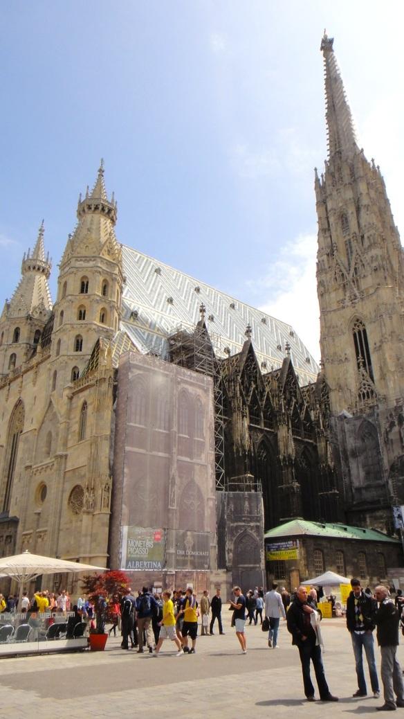 cathedral - vienna - zoeticepics.com