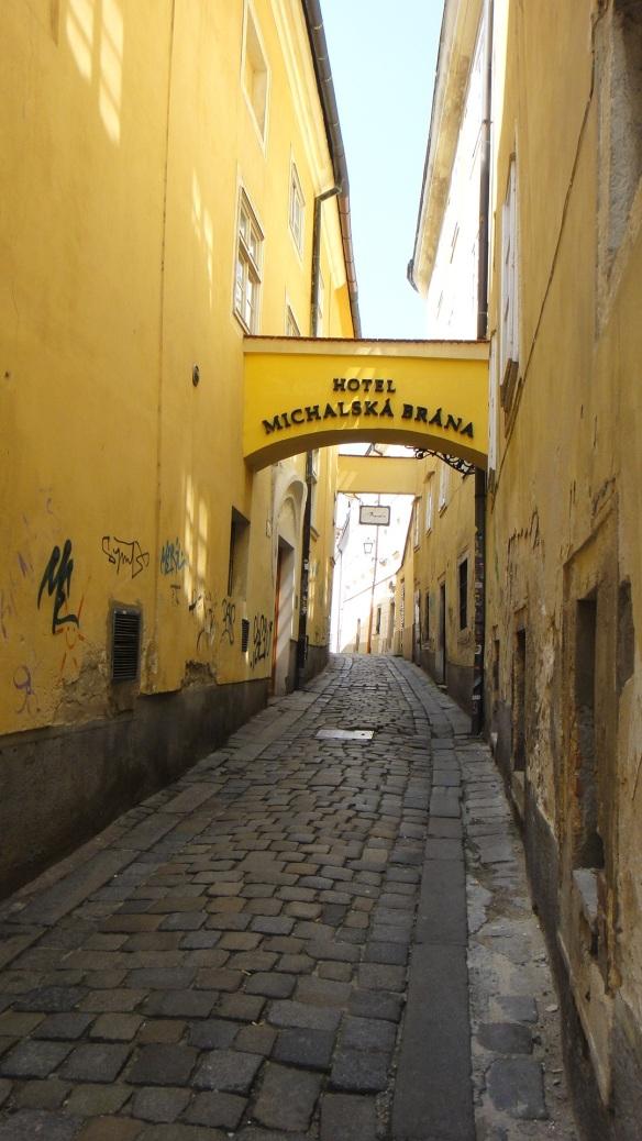 8A BRATISLAVA - STREET