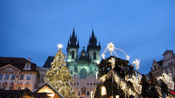 prague - czech republic - holidays