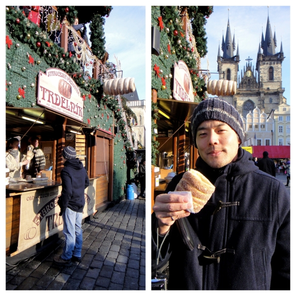 prague - czech republic - christmas market