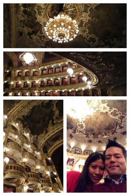 prague - czech republic - opera night