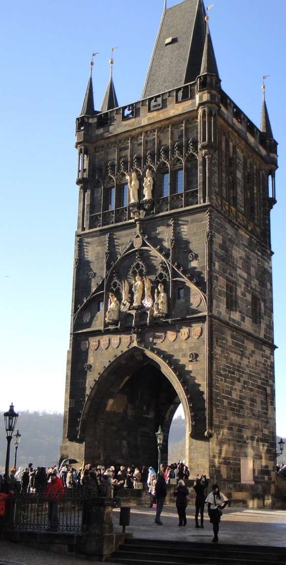 prague - czech republic - charles bridge