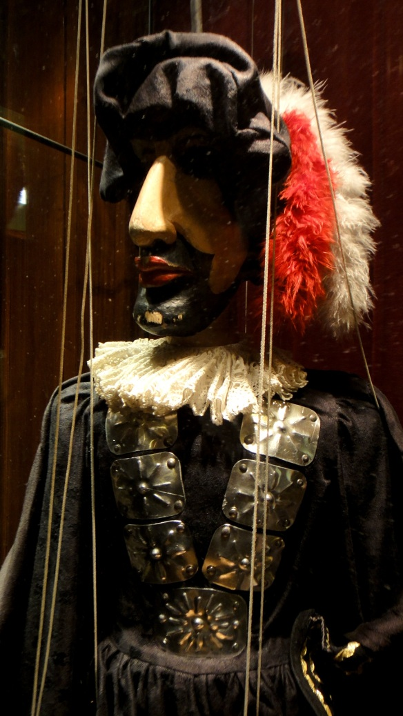 prague - czech republic - puppetry - national marionette theatre