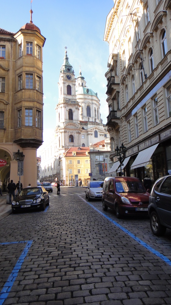 prague - czech republic - city glimpses