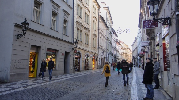 prague - czech republic - day scenes